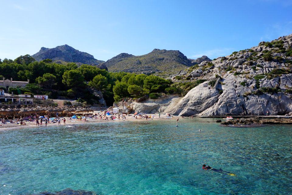 1 semaine à Majorque