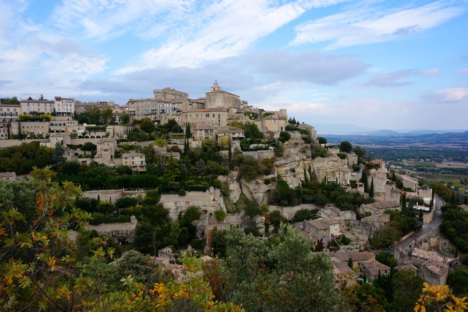 Weekend dans le Luberon
