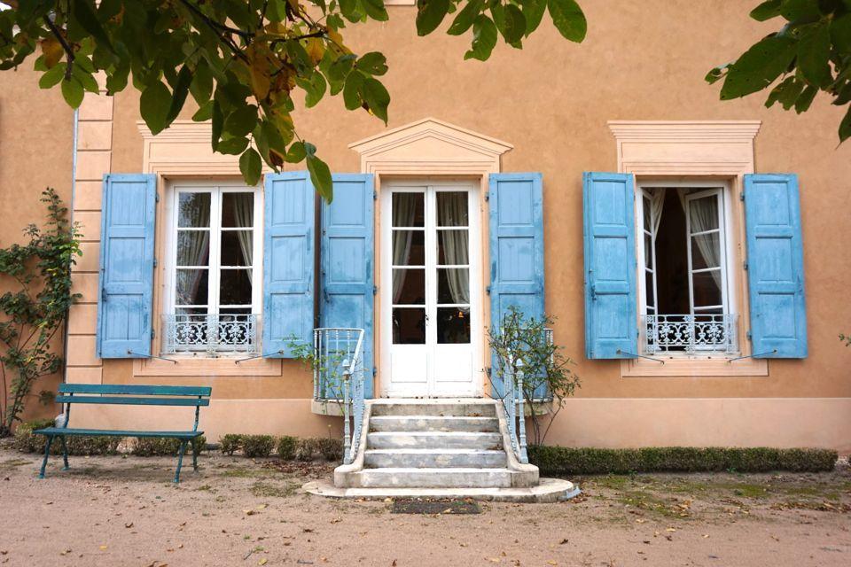 Weekend dans le Beaujolais