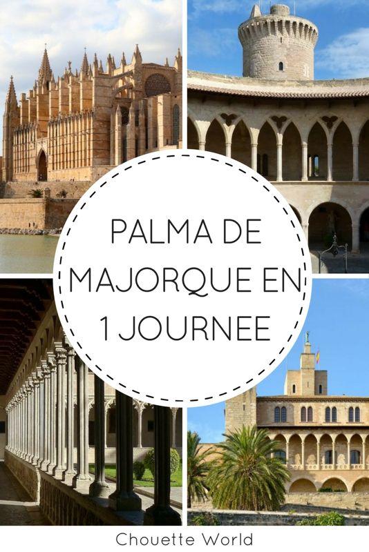1 journée à Palma de Majorque