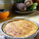 Cuisine créole : tarte coco