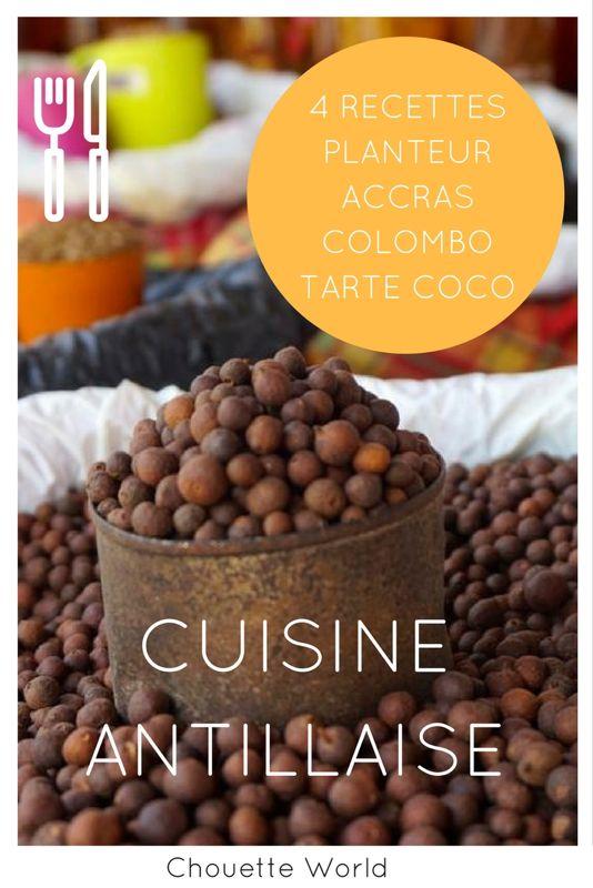 Cuisine antillaise : 5 recettes emblématiques