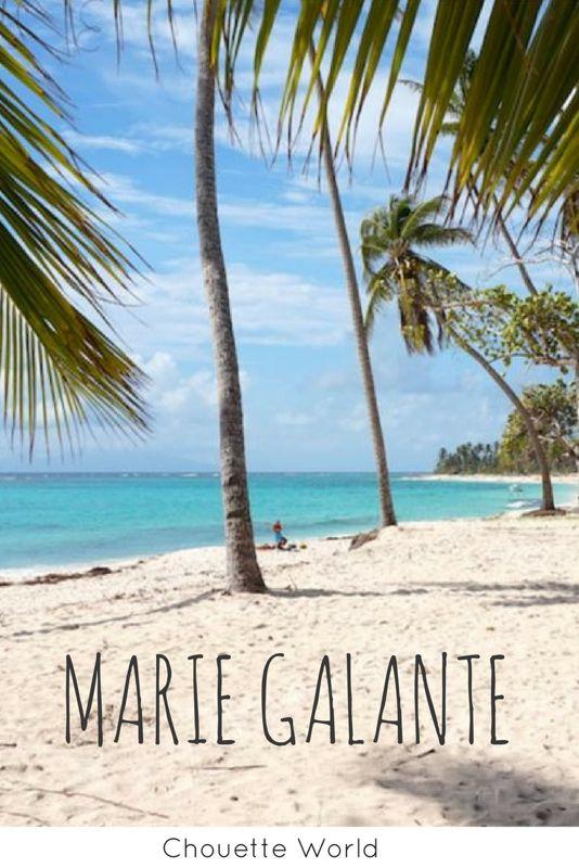 Visiter Marie Galante en 3 jours