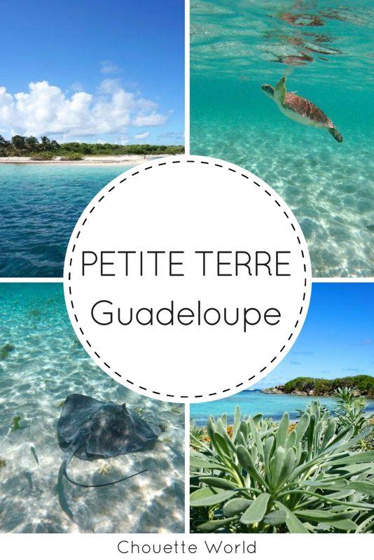 Croisière sur Petite Terre Guadeloupe