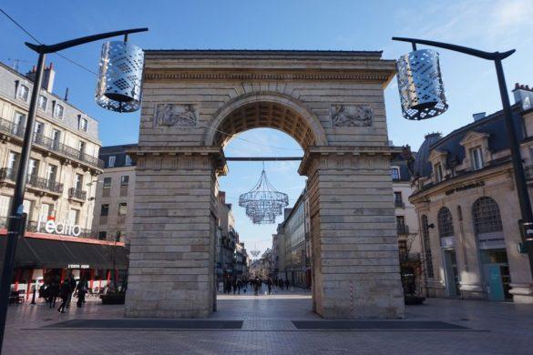 Un weekend à Dijon en hiver