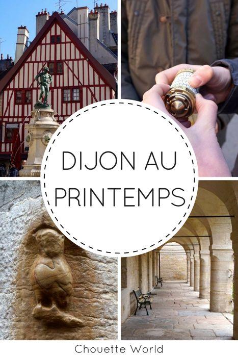 Un weekend à Dijon en famille