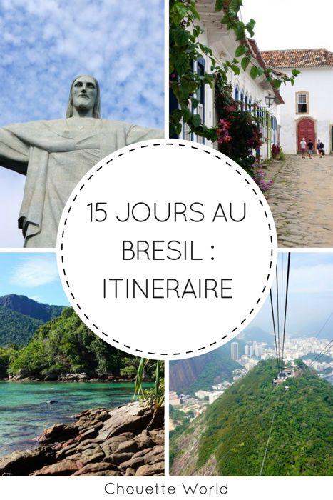 15 jours au Brésil : Rio, Paraty et Ilha Grande