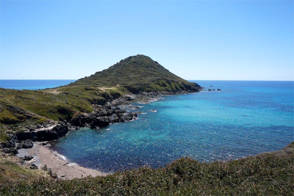 5 randonnées autour d'Ajaccio : sentier des douaniers