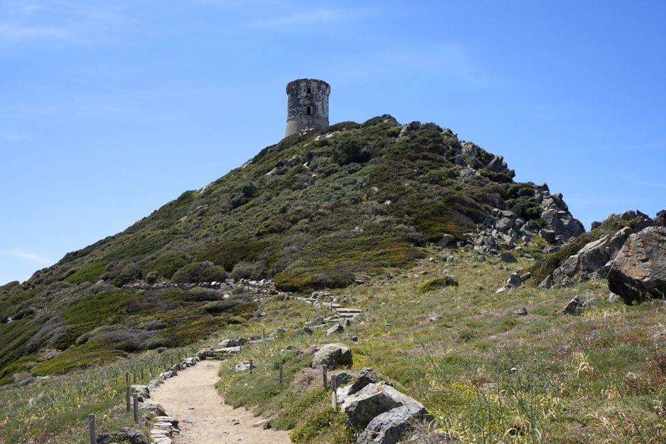 5 randonnées autour d'Ajaccio : parata