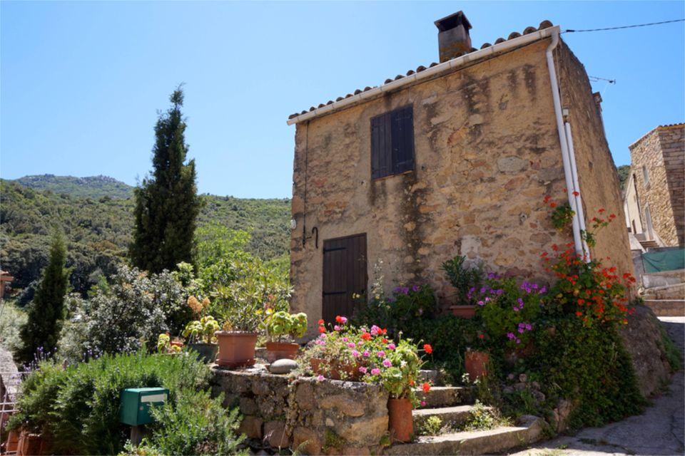 5 randonnées autour d'Ajaccio : Sentier de Bomba