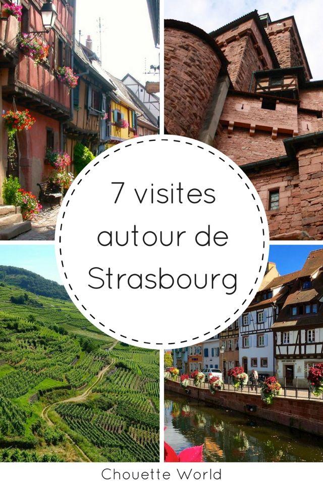 Que faire autour de Strasbourg ?