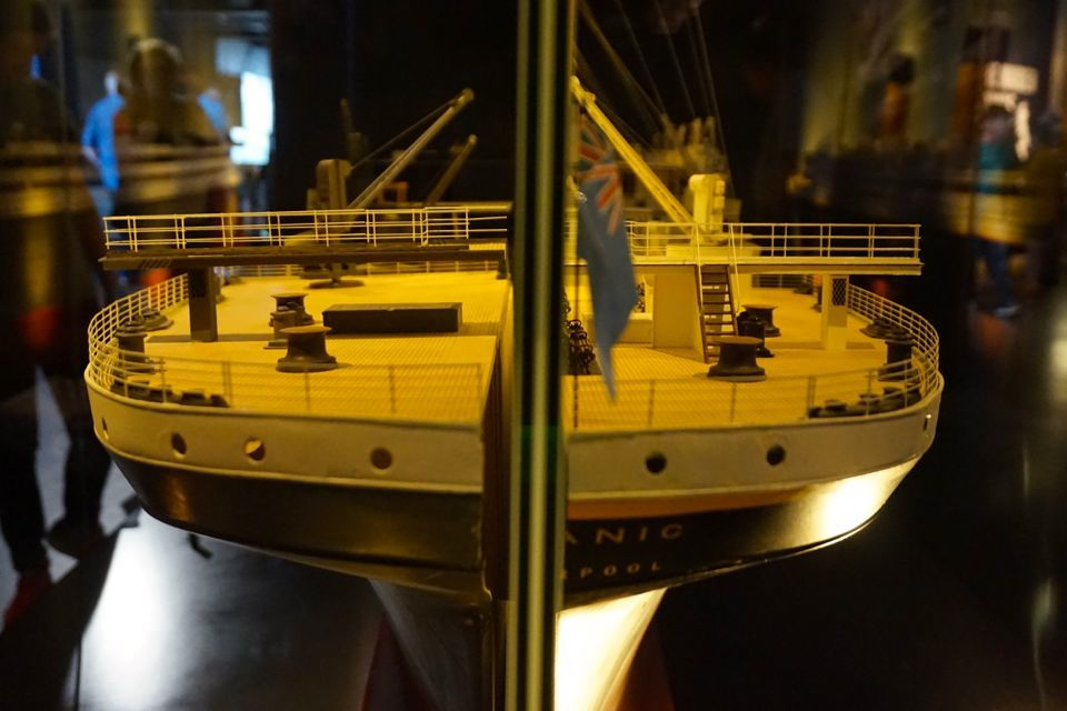 3 jours à Belfast : Titanic