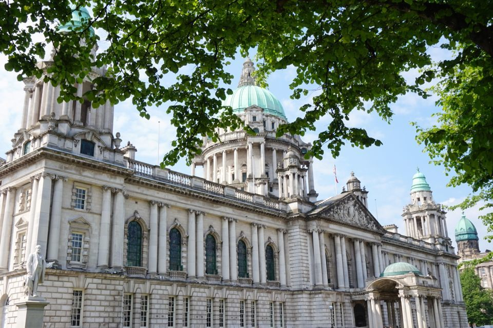3 jours à Belfast : city hall