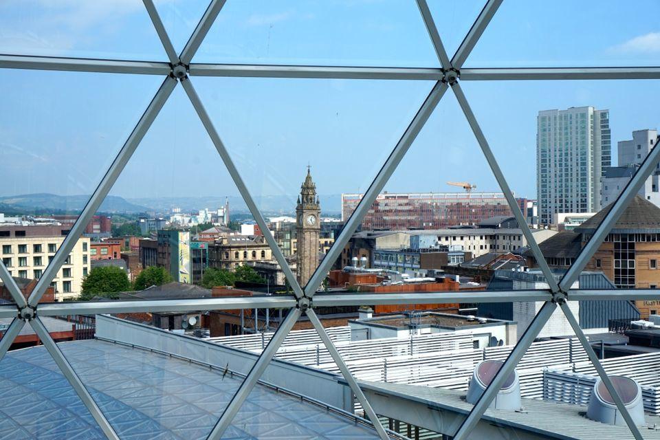 3 jours à Belfast : victoria square