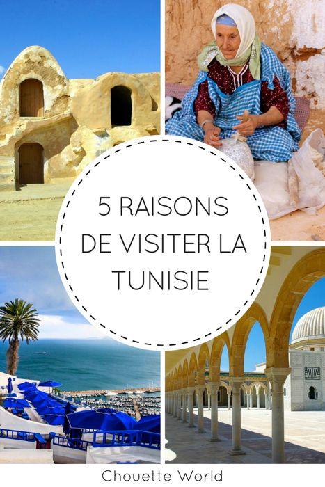 Pourquoi visiter la Tunisie ?