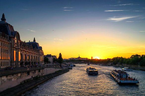 Diner croisiere Paris