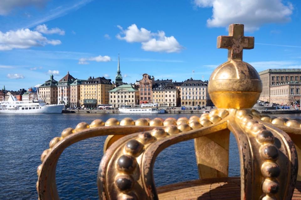 15 jours en Suede