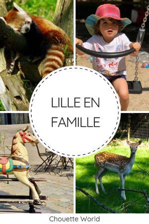 Visiter Lille en famille