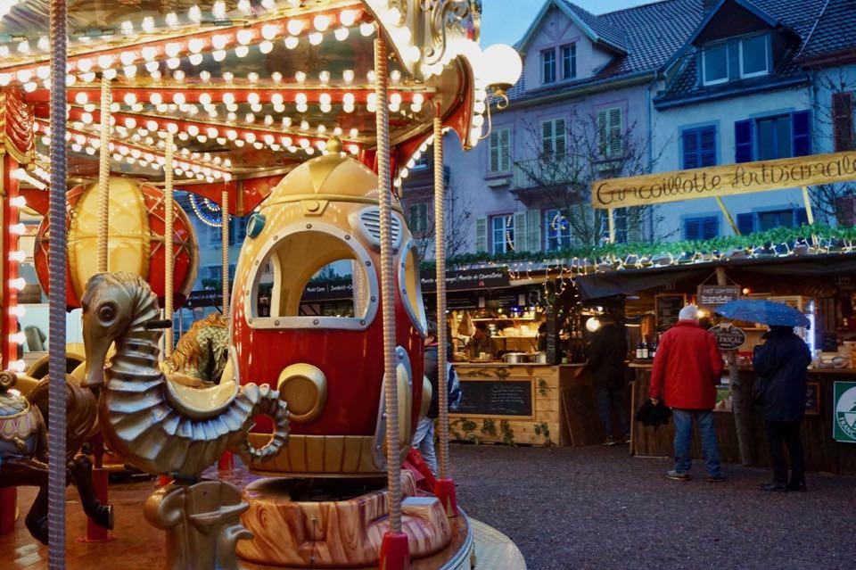 Marché de Noël Montbeliard