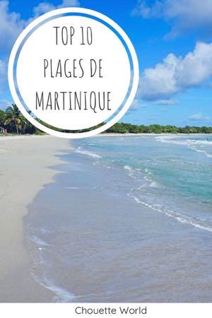 10 plus belles plages de Martinique