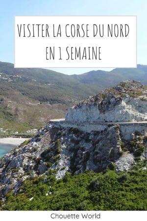 7 jours en Corse du Nord : que faire ?