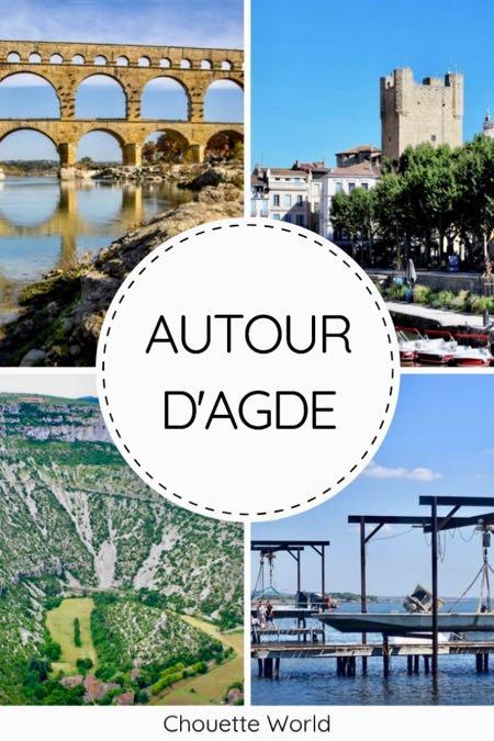 Que faire autour d'Agde ?