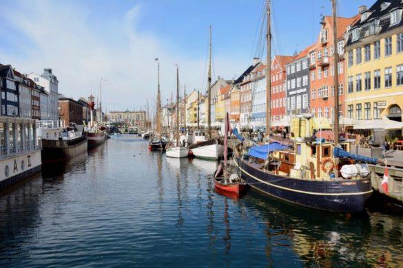 Visiter Copenhague : Nyhavn