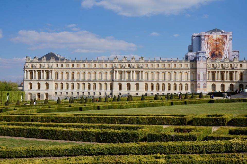 Visiter Versailles : chateau de Versailles