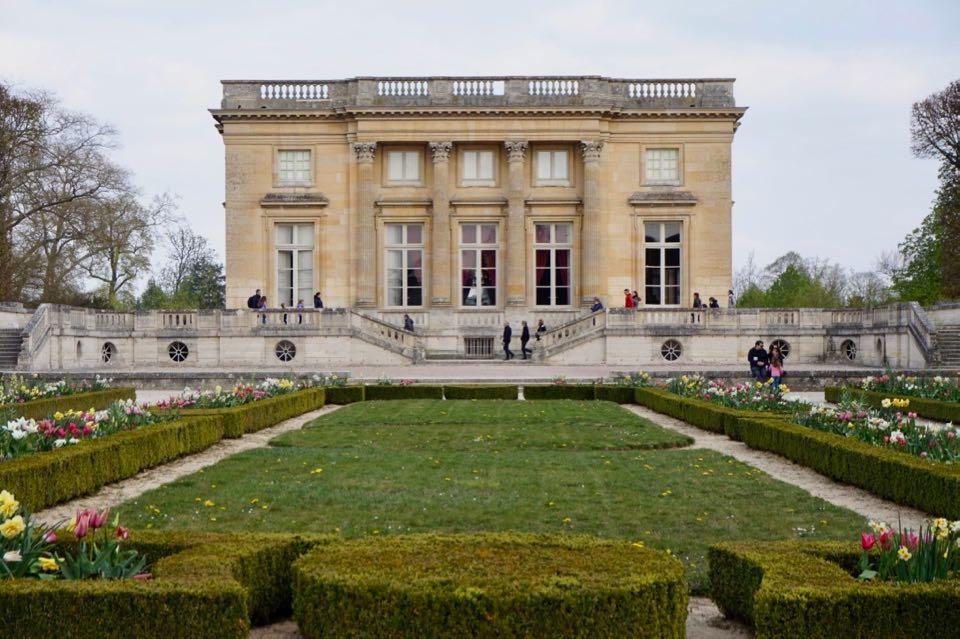Visiter Versailles : Petit Trianon