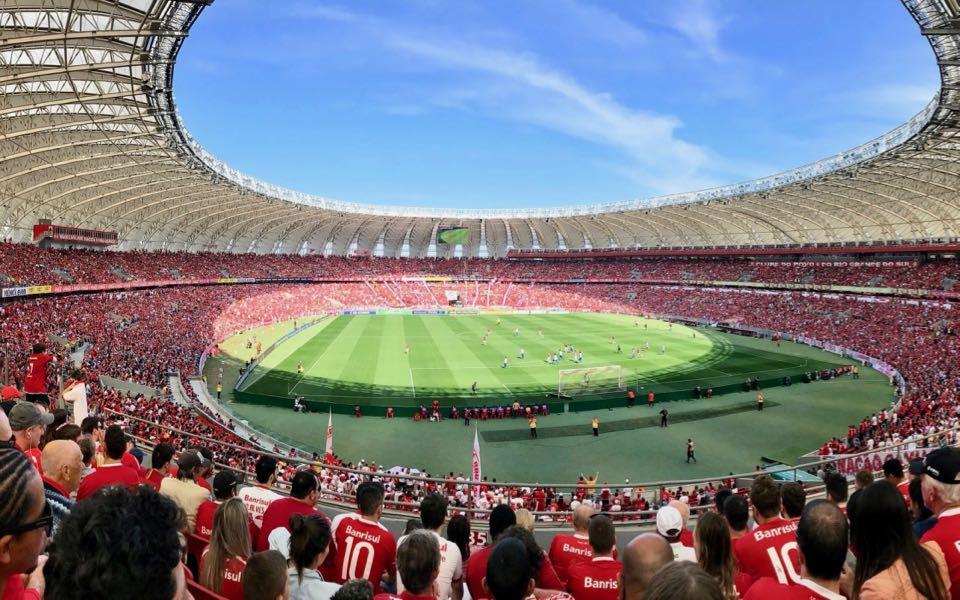 Voir un match de foot au Maracana