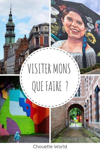 Visiter Mons : que faire ?