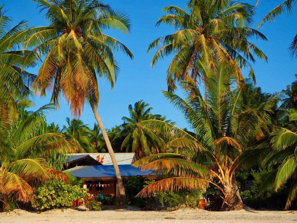 voyage en Polynésie : itinéraire