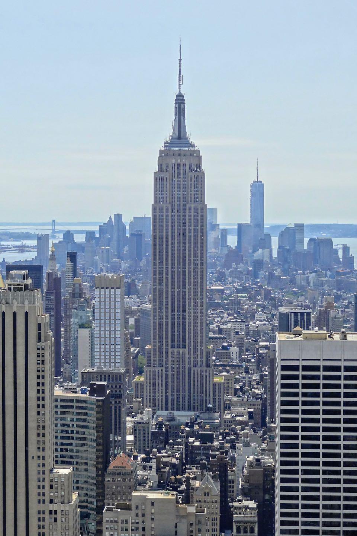 Visiter New York en 1 semaine