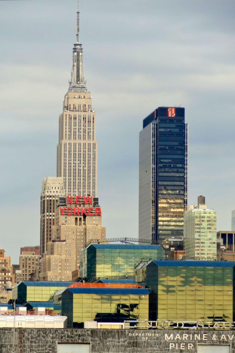 7 jours à New York