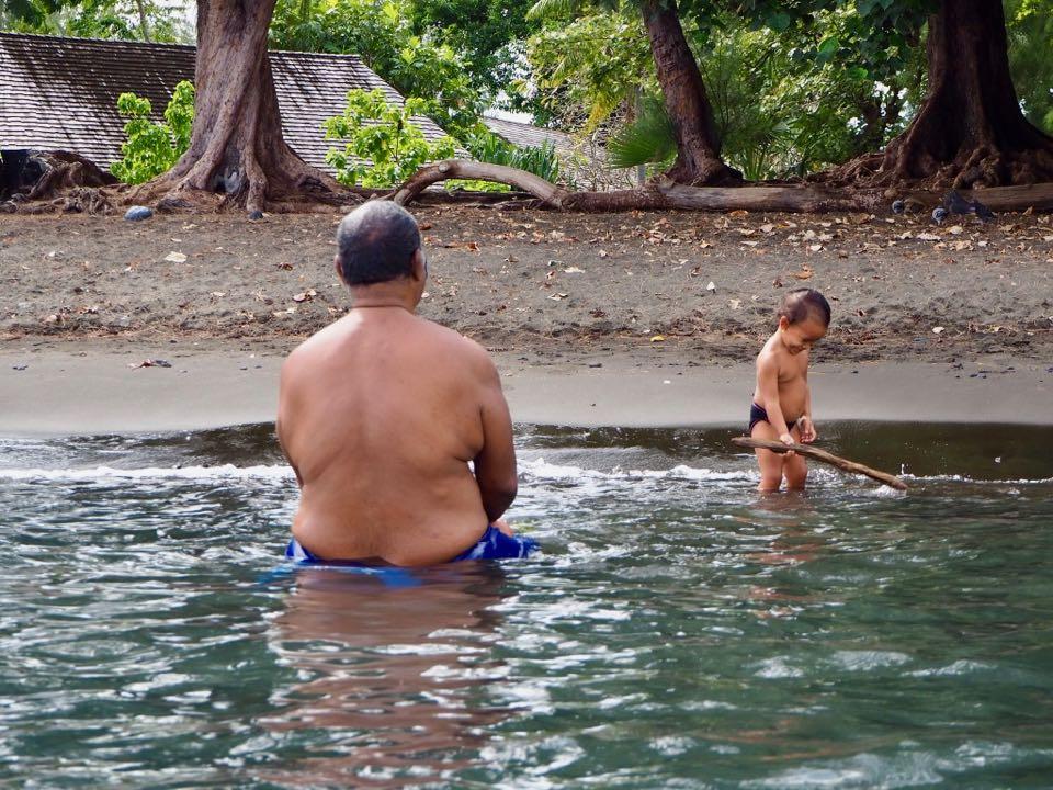 Visiter Tahiti : pointe de venus