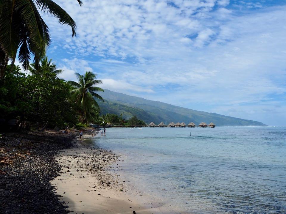 les plus belles plages de Tahiti