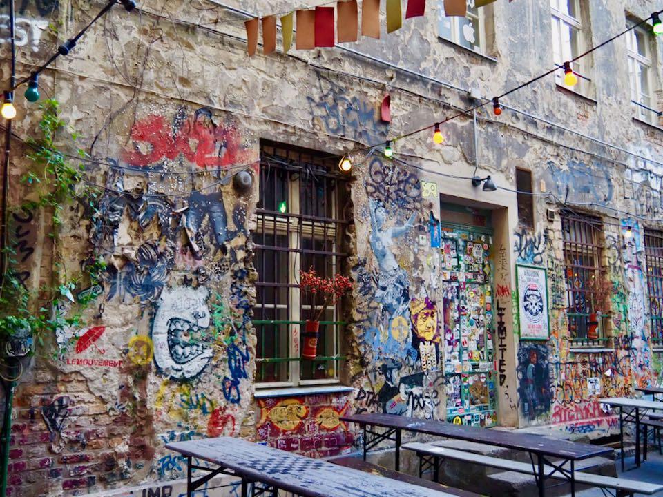 Haus Schwarzenberg Berlin