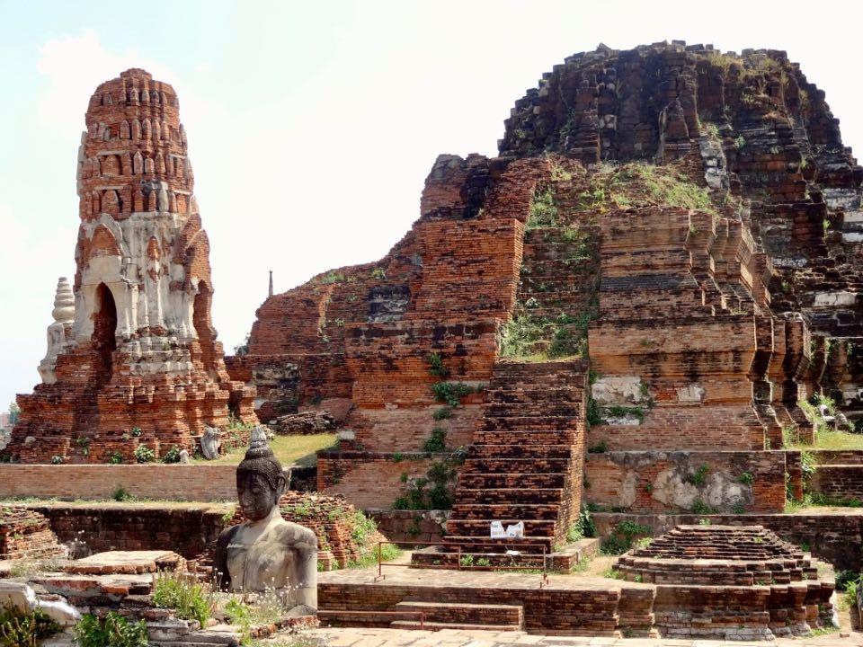 visiter la thailande : ayutthaya