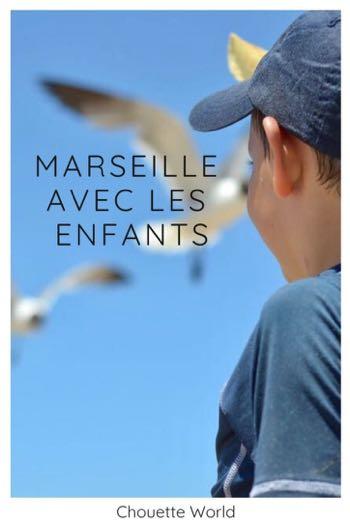Que faire à Marseille en famille