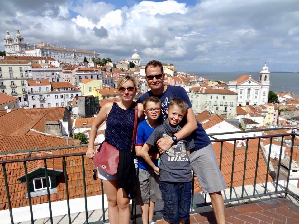 Lisbonne en famille