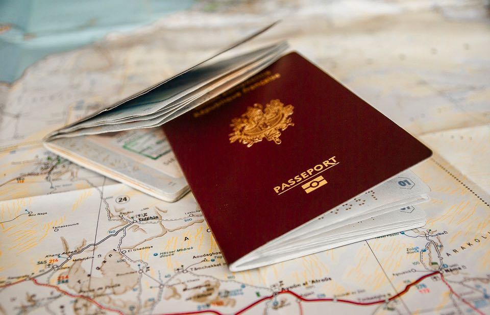 organiser un voyage