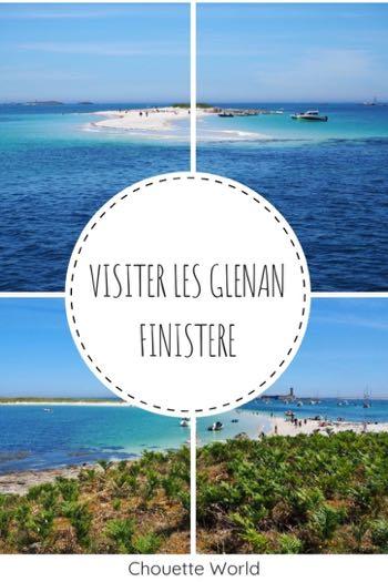 Visiter les Glénan