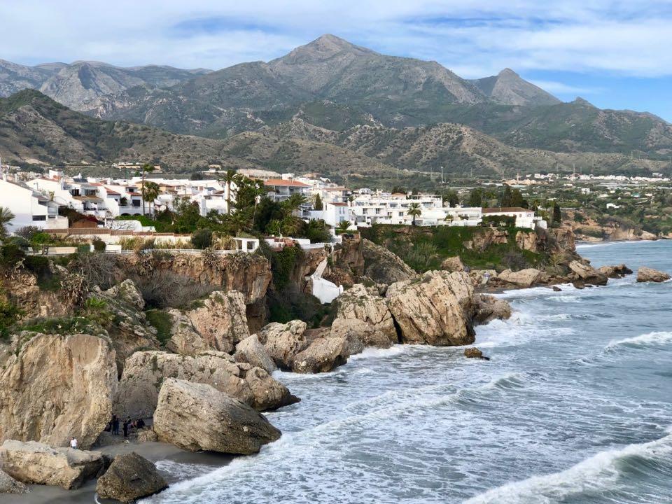 visiter l'andalousie : nerja