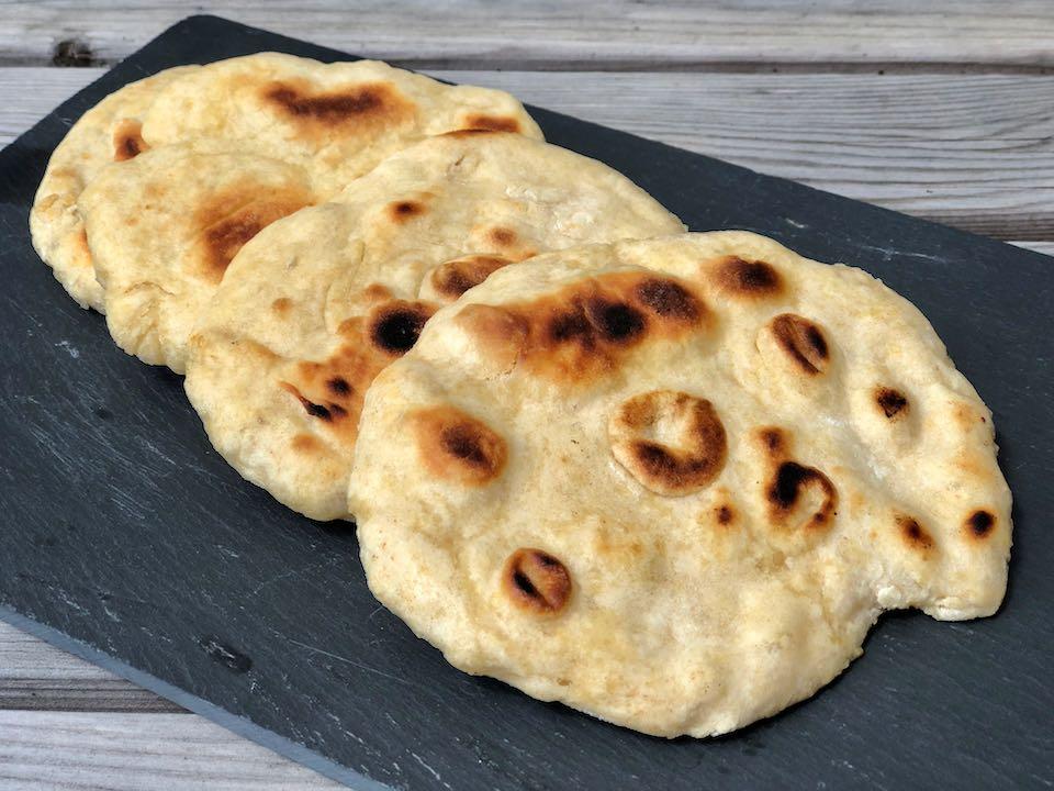 pain pita libanais recette
