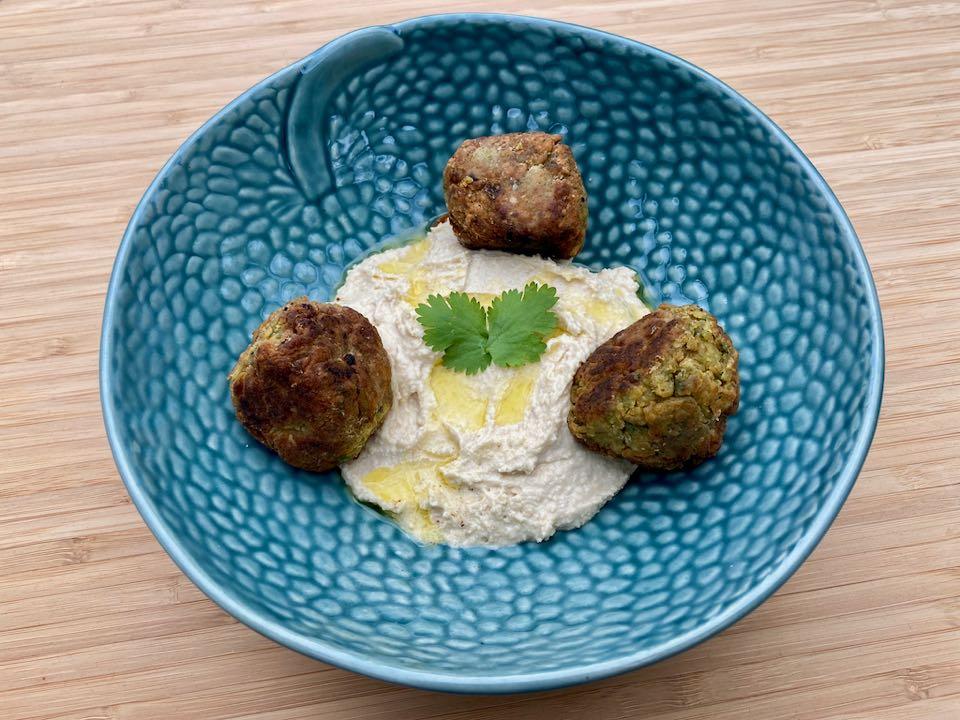 falafel recette