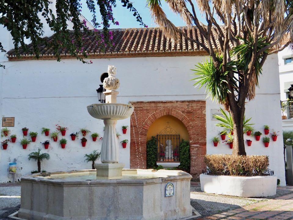 1 semaine en Andalousie : Marbella