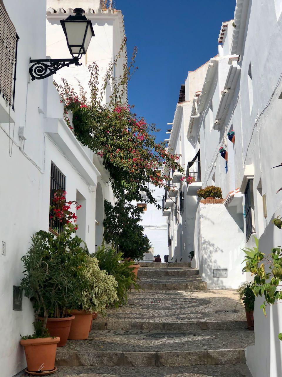 Andalousie : Frigiliana