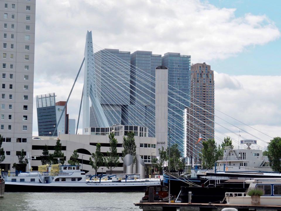 1 jour à Rotterdam