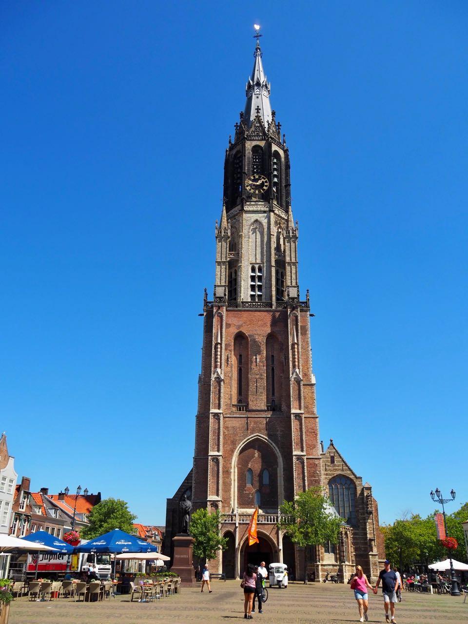 Que faire a Delft