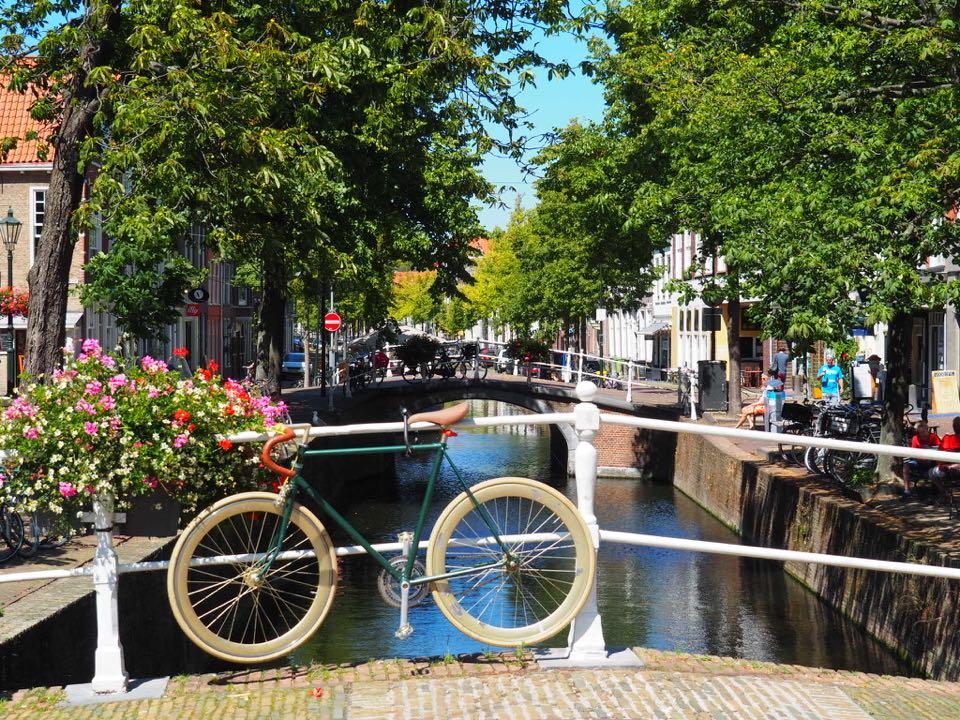 Visiter Delft
